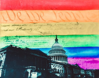 We The (Gay) People... (DC Capitol)