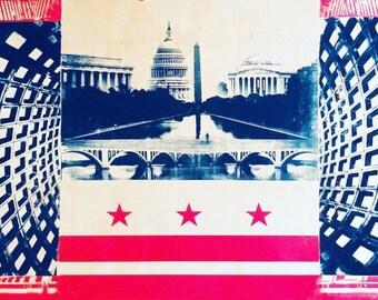 DC Flag (Montage)