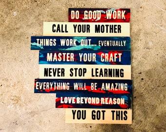 The Encouragement Set