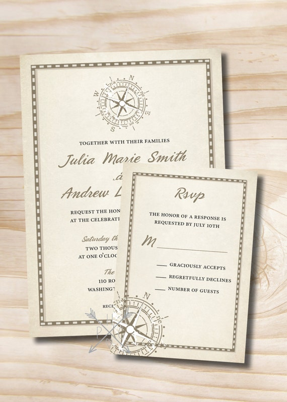 image 0 - Wedding Invitation Response Card