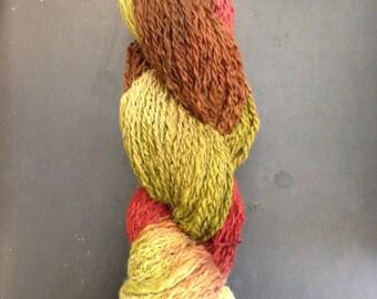 Forest Glenn Alpaca Yarn Hand Dyed Sports Weight Yarn Arvada CO