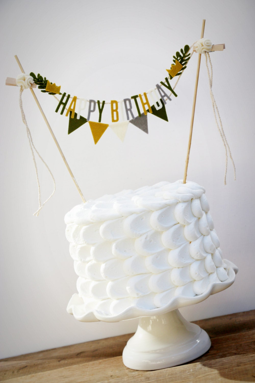 Where The Wild Things Are Cake Banner Birthday Cake Banner