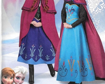 Girls Clothing, Shoes & Accessories Modest Girls Frozen Elsa Coronation Snow Queen Princess Costume Party Dress And Cape
