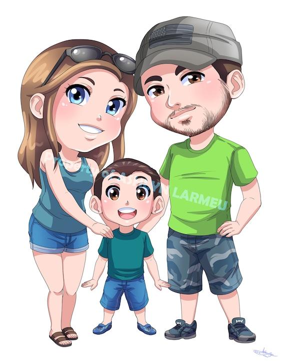 Anime Familie