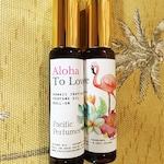 Roll on Perfume Oil + Aloha + Hawaii Inspired