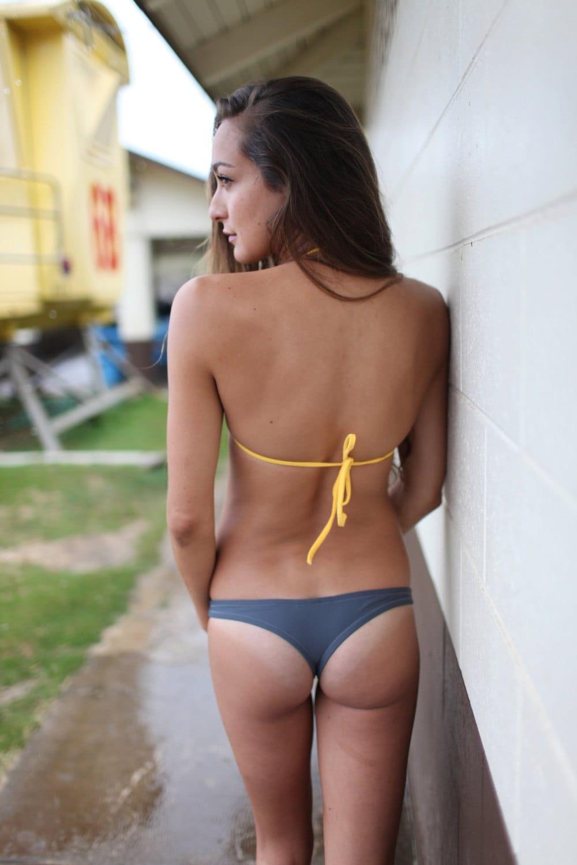 Cute Short Teen Girl Naked Outdoors