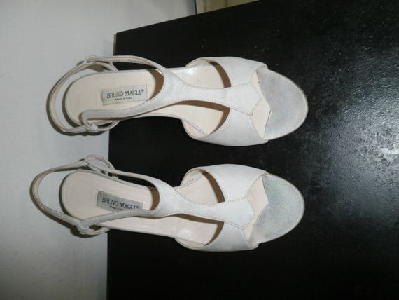 Vintage BRUNO MAGLI Sandals Wedding Sandals Formal