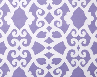 Dena Designs for Free Spirit - MEADOW - Clover in Purple - 1 Yard - Cotton Fabric