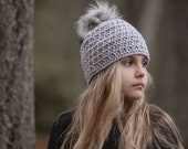 CROCHET PATTERN-The Jangle Hat (x-small, small, medium and large sizes)