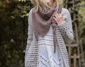Crochet PATTERN-The Rain Haven Cardigan (2/3, 4/5, 6/7, 8/9, 10/12, 14/16, S, M, L, X-L, XX-L, XX-L/L3X-L and 3X-L/4X-L)