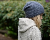 KNITTING PATTERN-The Mystic Slouchy (x-small, small, medium and large sizes)