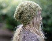 CROCHET PATTERN-The Meadow Slouchy (x-small, small, medium and large sizes)