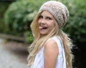 CROCHET PATTERN-The Frolic Slouchy (x-small, small, medium and large sizes)