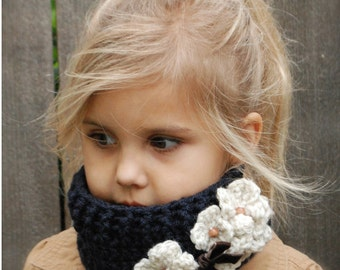 Crochet PATTERN-The Braxyn Warmer (Toddler, Child, and Adult sizes)