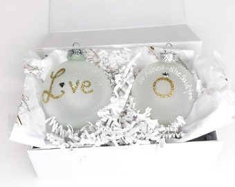 Limited Edition Engagement Set of 2