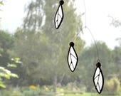 Stained glass suncatcher,...