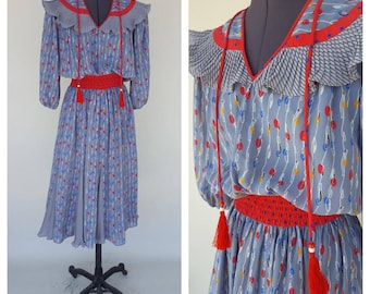Georgette Dress / Lachine Dress