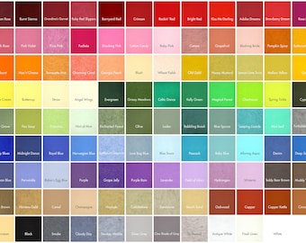 1-7 Sheets 12 x 12 in. - Wool Blend Felt Squares - Your Choice of Colors