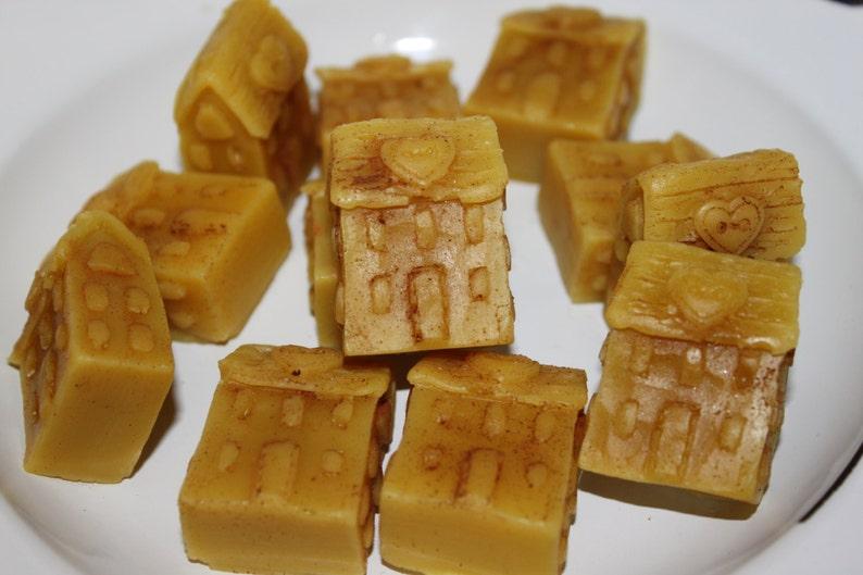 Primitive Handmade Cinnamon Bun Tarts* Embeds* Bowl Fillers*