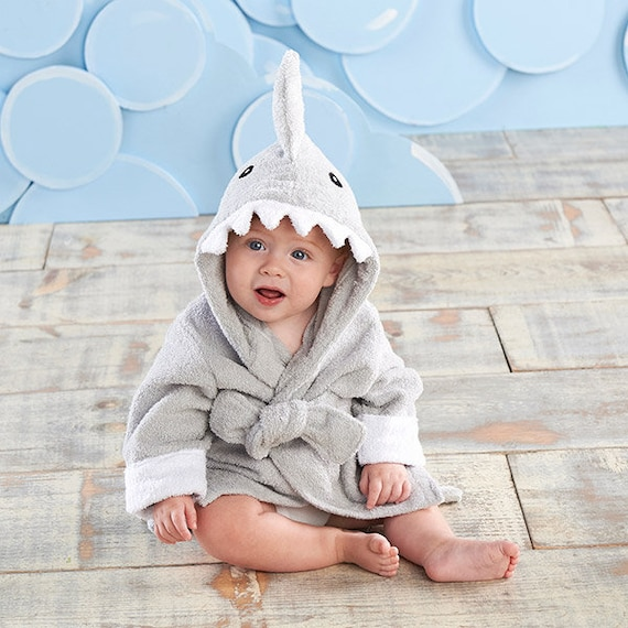 0c50f745be Infant s Personalized Let the Fin Begin Shark