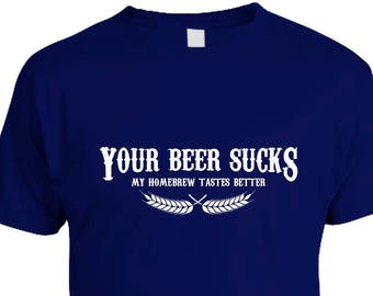 Homebrewer Gift, Homebrewing Shirt, Brewing, Brewer Gift, Drink Local, Brew Day T-Shirt, Birthday Gift, Christmas Gift, Fathers Day Gift