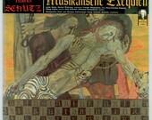 Heinrich Schütz - Musikalische Exequien - Westphalian Choir and Baroque Instrumentalists Vintage Vinyl Record Vanguard LP Still Sealed