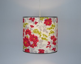 Retro Rose Hanging Lamp