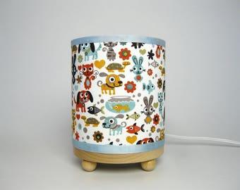 Puppy Bunny Mini Lamp