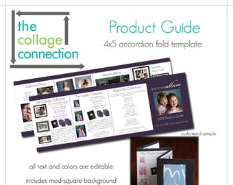 Photography Business Product Guide