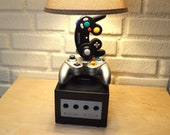 Nintendo Game Cube Desk Lamp Light Sculpture