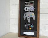 Nintendo History Decor Sh...