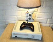 Microsoft Xbox 360 Desk Lamp Light Sculpture