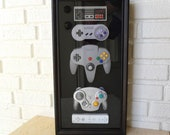 Nintendo History Decor Sh...