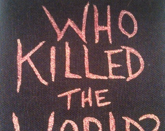 Who killed the world patch Mad Max-inspired