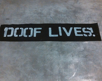 Doof lives! patch Mad Max-inspired