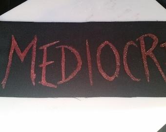 mediocre immortan joe-inspired patch