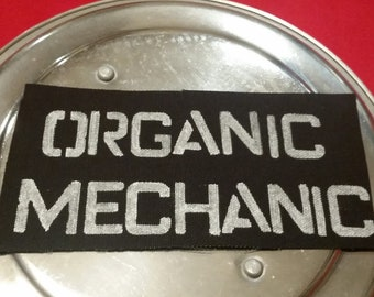 Organic Mechanic Mad Max-inspired patch