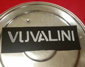 Furiosa inspired vuvalini patch