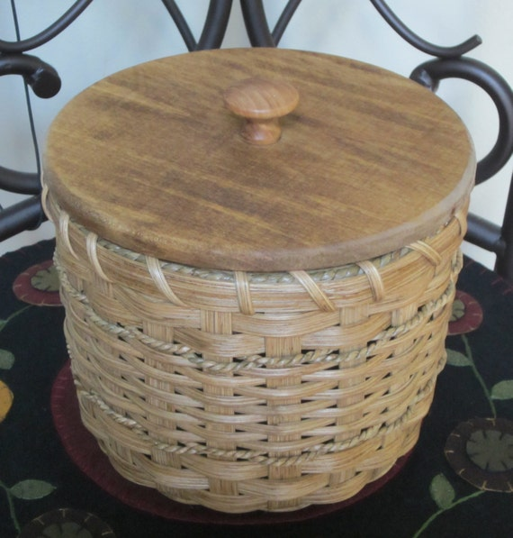 Toilet Paper Basket Single Roll Storage Basket Handwoven | Etsy