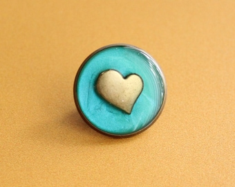 heart lapel pin, heart tie tack, mens jewelry, anniversary gift, unique gift, heart jewelry, cute gift for mom
