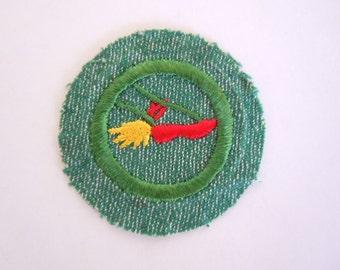 Girl Scout Dancer Badge Scout Memorabilia