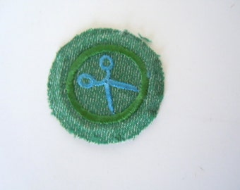 Girl Scout Clothing Badge Scout Memorabilia Collectible