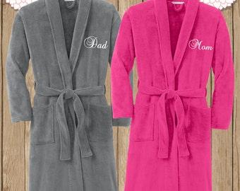 c811b02d13 Fleece robe