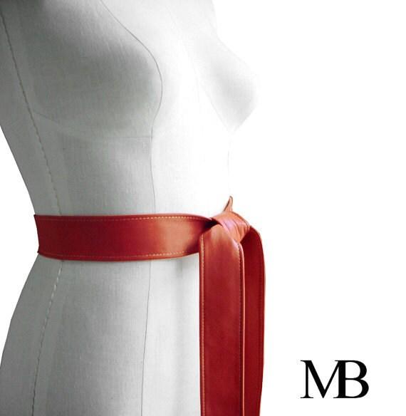 Cuir Ceintures femme manteau ceinture plus de couleurs   Etsy f60f7800c62
