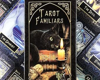 Tarot Familiars - Tarot Deck - 78 Cards - Free Shipping