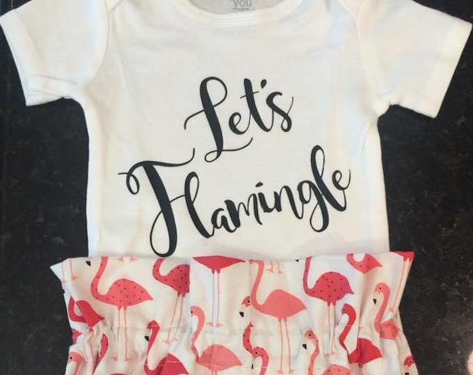 Lets flamingle shirt, flamingo shirt , flamingo onesie, flamingle. flamingo, flamingo birthday