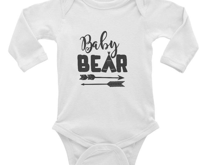 rustic baby Infant Long Sleeve Bodysuit