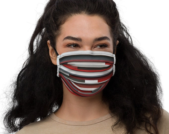 Face Mask For Men and Women, Face Masks with Filter Pocket, Reusable Face Mask With Filter, Face Masks for Women and Men