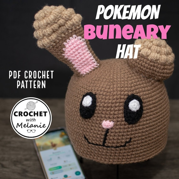 Free Crochet Pattern for Pokemon Baby Hat – Pikachu Beanie ... | 570x570