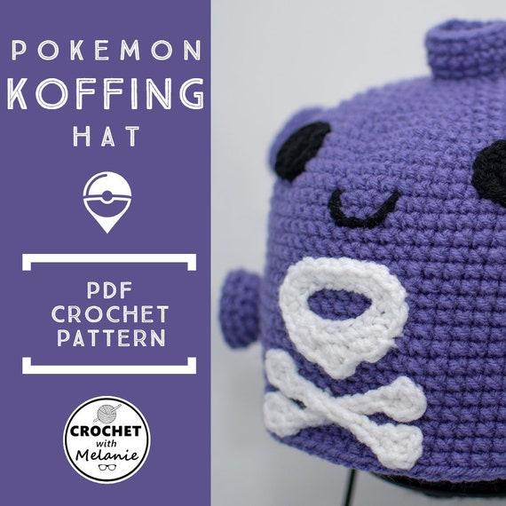 New Crochet Pattern: Psyduck Pokemon Hat — HELLOhappy   570x570